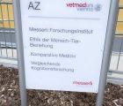Sign vetmeduni Vienna Messerli