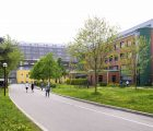 Campus from Veterinary University in Vienna