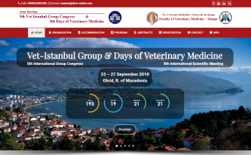 Joint Meeting Vet-Istanbul Group & Days of Veterinary Medicine 2018